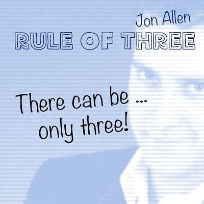 Rule of Three - magic