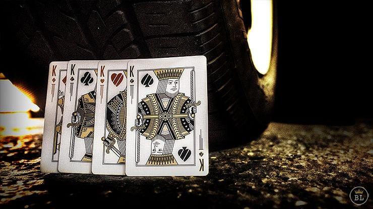 Run Playing Cards