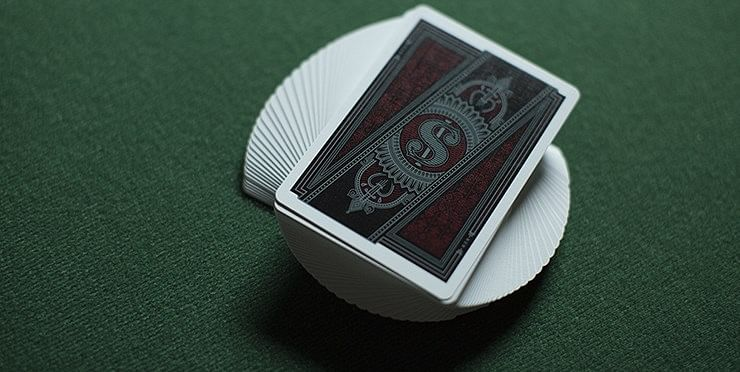 Run Playing Cards: Bankroll Edition