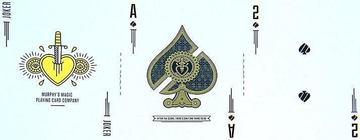 Run Playing Cards: Heat Edition (Uncut Sheet)