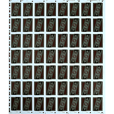 Run Playing Cards: Heat Edition (Uncut Sheet)
