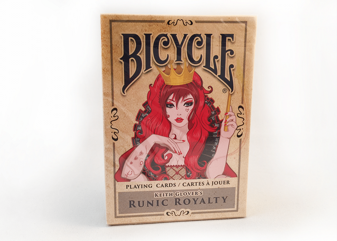 Bicycle Runic Royalty Playing Cards