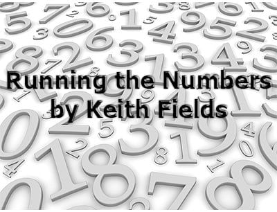 Running The Numbers - magic