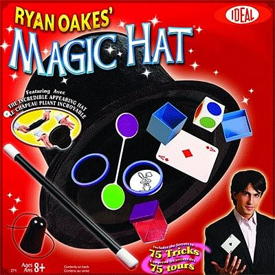 Ryan Oakes Magic Hat - magic