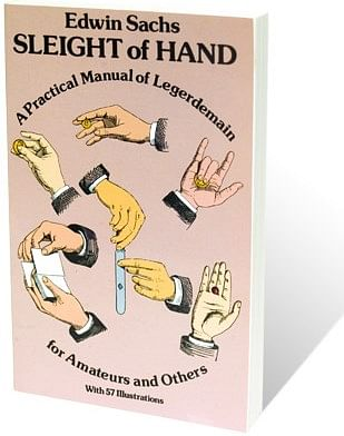 Sach's Sleight Of Hand - magic