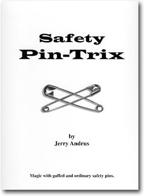 Safety Pin Trix - magic
