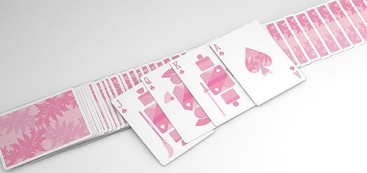 Sakura Playing Cards