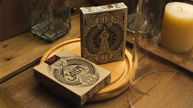 Salem Playing Cards - magic