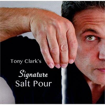 Salt Pour - magic