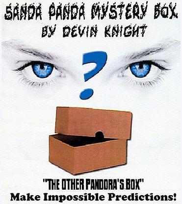SANDA Panda Mystery Box - magic