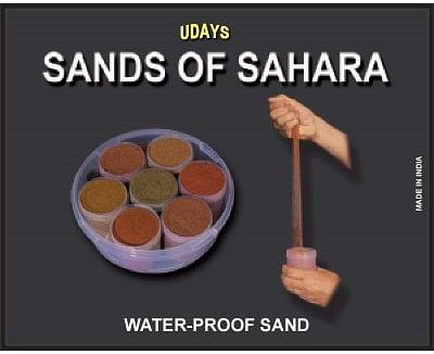 Sands of Sahara - magic
