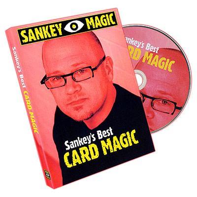 Sankey's Best Card Magic - magic