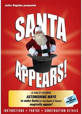 Santa Appears - magic