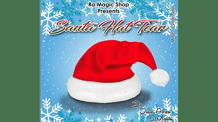 Santa Hat Tear - magic