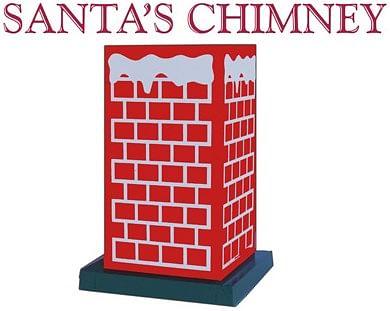 Santa's Chimney - magic