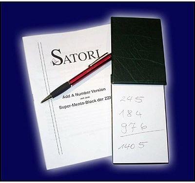 Satori w/Super Mento Pad