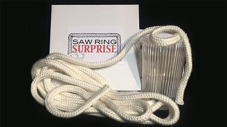 Saw Ring Surprise - magic