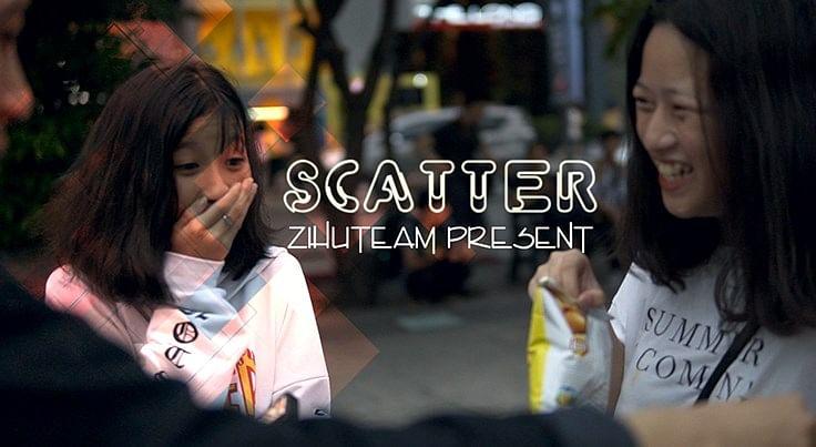 Scatter - magic