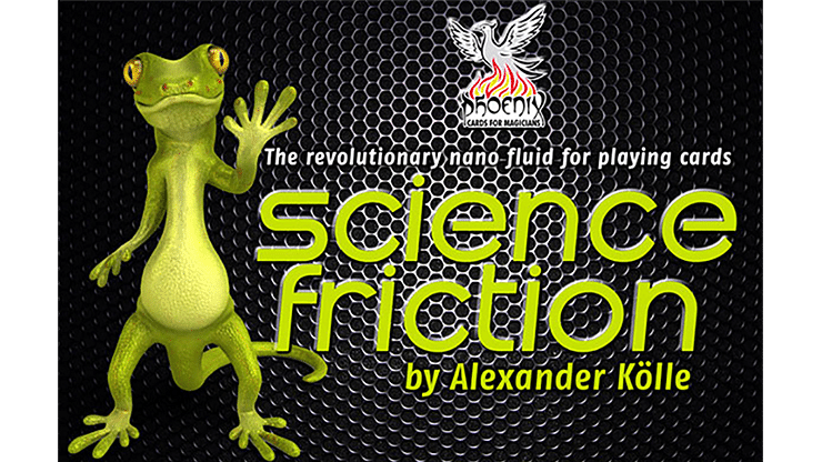 Science Friction - magic