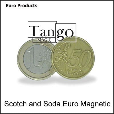 Scotch And Soda - 5 Euro Cents/50 Euro Cents (magnetic) - magic