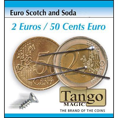 Scotch and Soda - 2 Euros/50 Euro Cents - Premium - magic