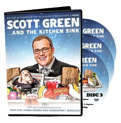Scott Green... And The Kitchen Sink