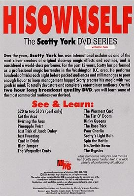 Scotty York Volume2 - Hisownself