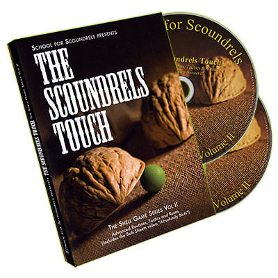 Scoundrels Touch (2 DVD Set) - magic