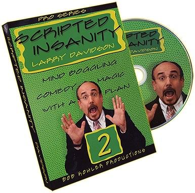 Scripted Insanity Volume 2 - magic