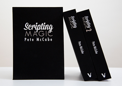Scripting Magic Deluxe Set - Volumes 1 and 2 - magic