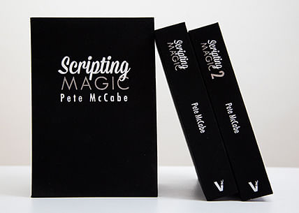Scripting Magic Deluxe Set - Volumes 1 and 2