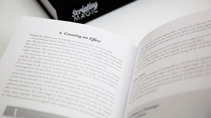 Scripting Magic - Volume 2