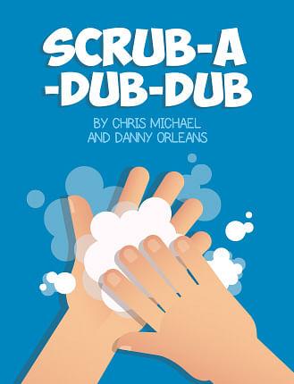 Scrub-A-Dub-Dub (Show Outline) - Free Download - magic