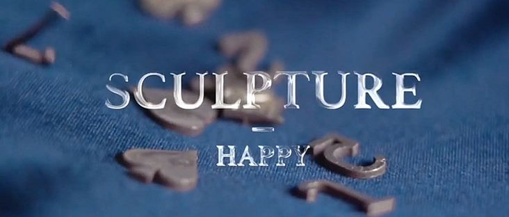 Sculpture - Pip card - magic