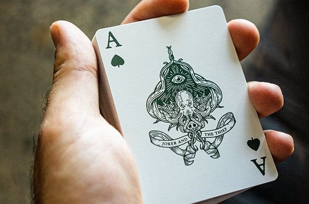 Seafarers Playing Cards