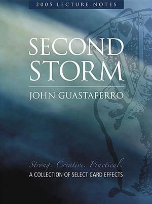 Second Storm Ebook - magic