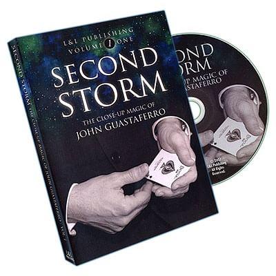 Second Storm Volumes 1 & 2 - magic