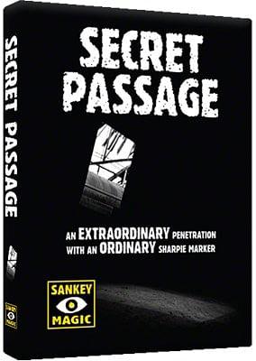 Secret Passage - magic