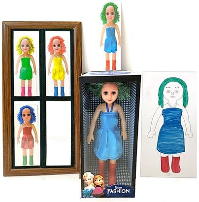 Selected Doll