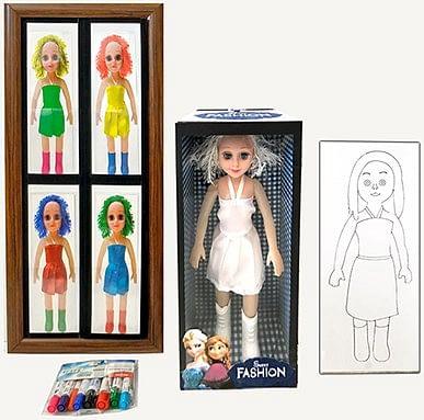 Selected Doll - magic