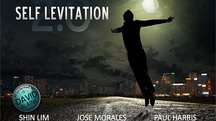Self Levitation - magic