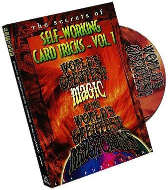 Self-Working Card Tricks  Volume 1 - magic