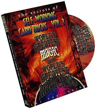 Self-Working Card Tricks  Volume 3 - magic