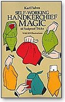 Self Working Handkerchief Magic - magic