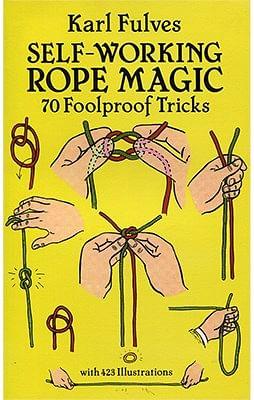 Self Working Rope Magic - magic