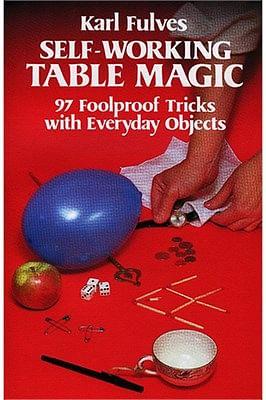 Self Working Table Magic - magic