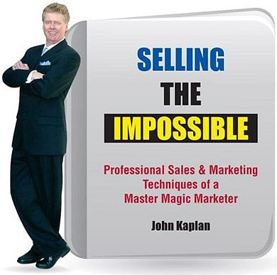 Selling the Impossible - magic