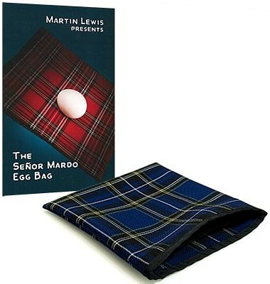 Senor Mardo Egg-Bag - magic