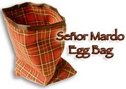 Senor Mardo  Eggbag Martin Lewis - magic
