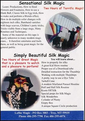 Sensational Silk Magic And Simply Beautiful Silk Magic